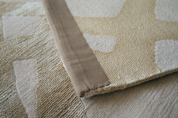 hand knotted rug quality