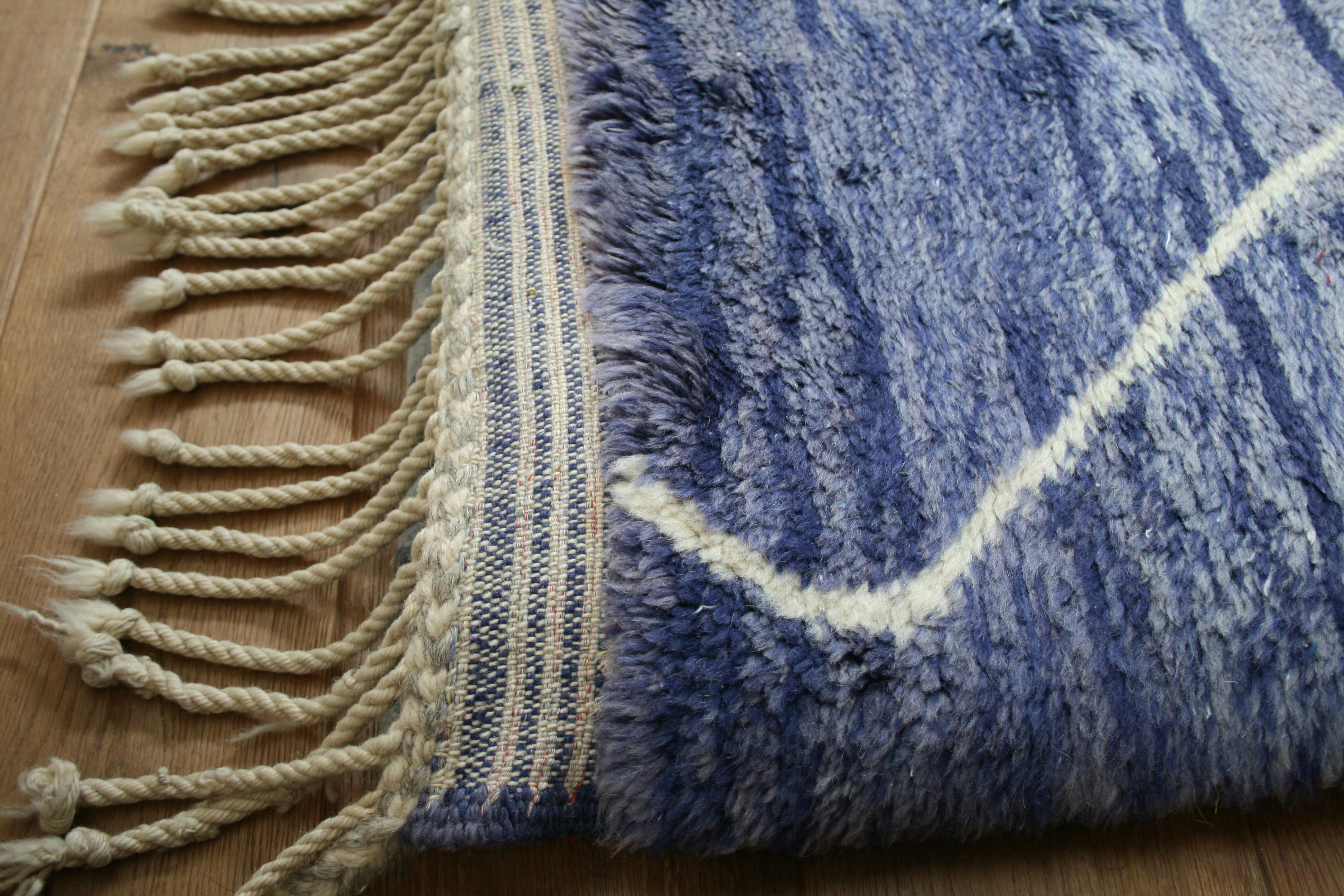 moroccan berber shaggy rug